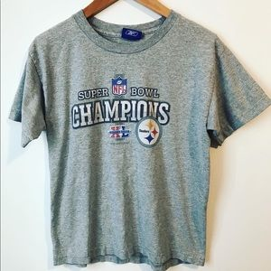 Vintage 2005 Superbowl XL champion T-shirt